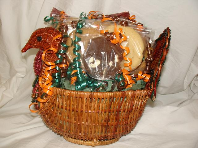 Turkey Basket