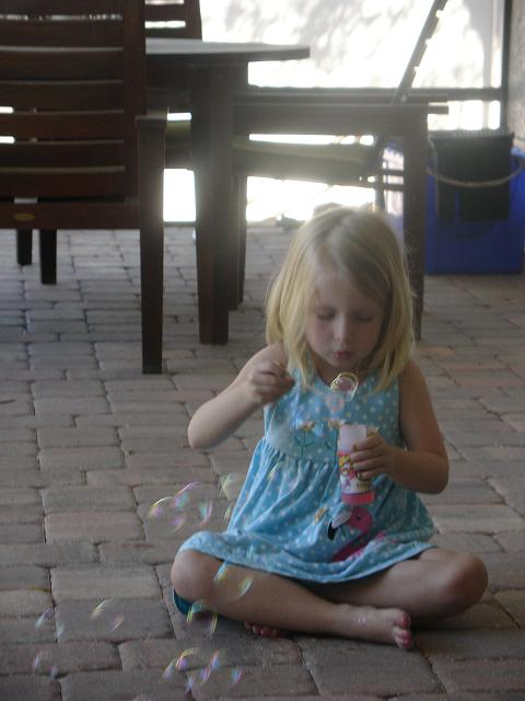 Hailey Bubbles