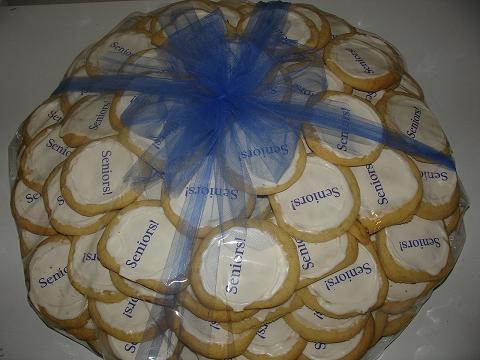 Senior Cookies
