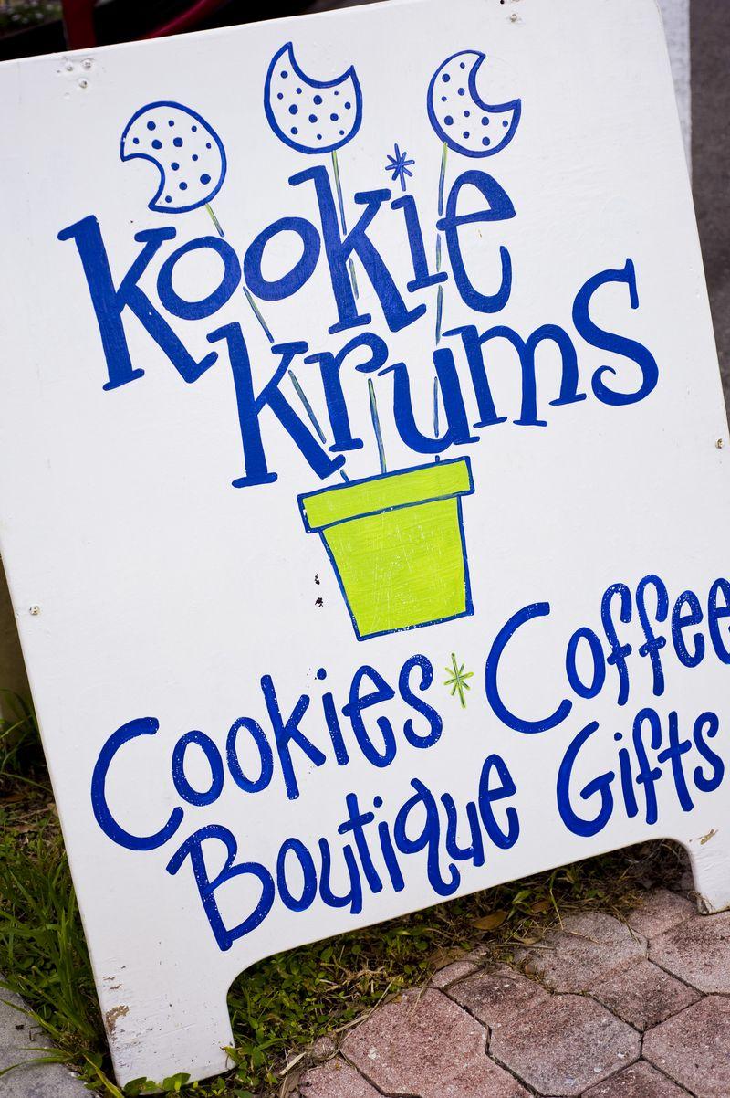 KK Store Sign