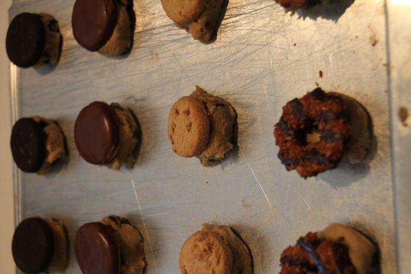 Cookies on Top