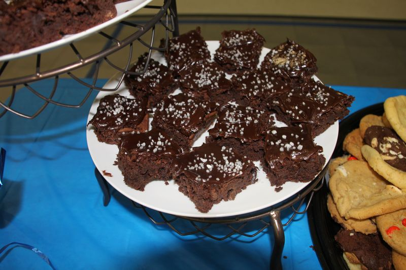 SeaSalt Brownies