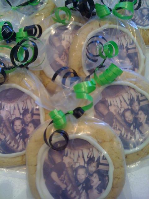 Gala Cookies
